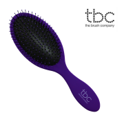 TBC® The Wet & Dry Hair Brush - Liliowy