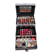Miss Young Makeup Box - Silver