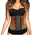 AVA® Waist Trainer Gorset do ćwiczeń Latex Leopard