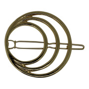 SOHO® Rings Hair Clip - Gold