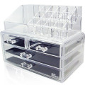 AVERY® Makeup Organizer acrylic with 4 drawers