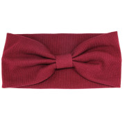 SOHO® Turban Headband - Burgundy