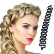 Hair Braider Twister 15 cm - Spinka do warkocza francuskiego