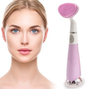 Pore Sonic Electric Face Brush, Pink