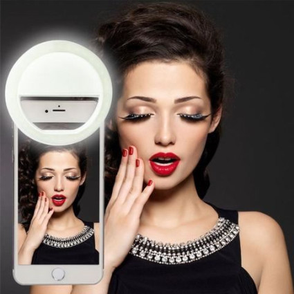 Smartphone Selfie LED Light Ring
