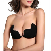 Stick On Bra - Black