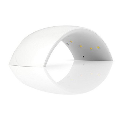 SUN UV Nail Dryer Lamp with LED Light for Fingers & Toes